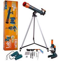 Набор Levenhuk LabZZ MTВ3 (микроскоп, телескоп,бинокль)