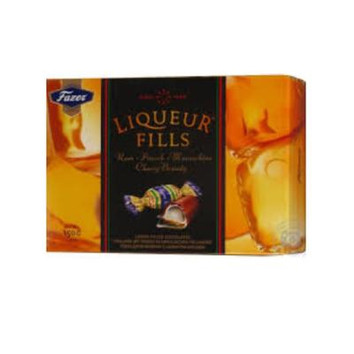Шоколадные конфеты Liqueur Fills с ликером 150 г
