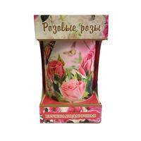 Чай подарочный Abigail Розовые розы листовой черный 50 г