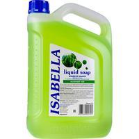 Мыло жидкое Изабелла Зеленый чай антибактериальное 5 л