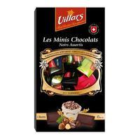 Шоколад Villars ассорти горький и темный 250 г