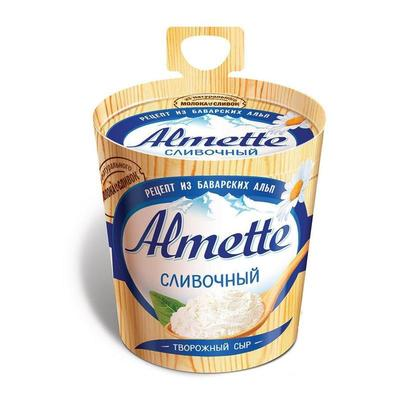 Сыр творожный Almette сливочный 60% 150 г