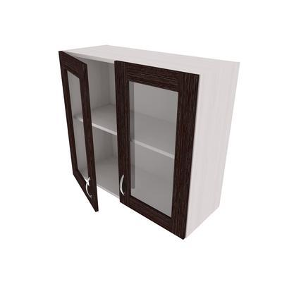 Шкаф 2 фасада (ЛДСП, 600x319x720 мм, венге)
