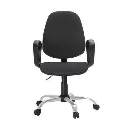 Кресло офисное Easy Chair 222 серое (ткань/пластик/металл)