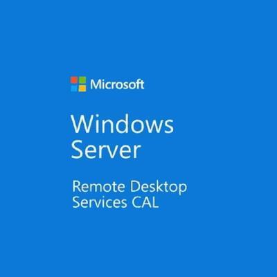 Программное обеспечение Microsoft Windows Remote Desktop Services CAL 2019 English для 5 ПК бессрочная (6VC-03793)