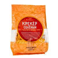 Крекер ВкусВилл соленый с томатом и пряностями 100 г