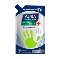 Мыло жидкое Aura Ромашка антибактериальное 500 мл