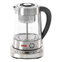 Чайник MIE Smart Kettle 100, 1200 Вт, гейзерный, стекло