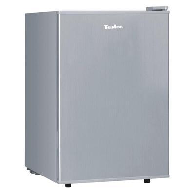 Холодильник однокамерный Tesler RC-73 серебристый