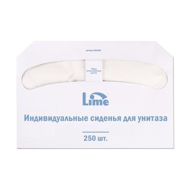 Покрытие для унитаза LIME-maxi 250 штук в упаковке