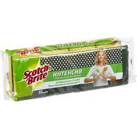 Губки для мытья посуды 3M Scotch-Brite поролоновые 90x70x45 мм 8 штук в упаковке