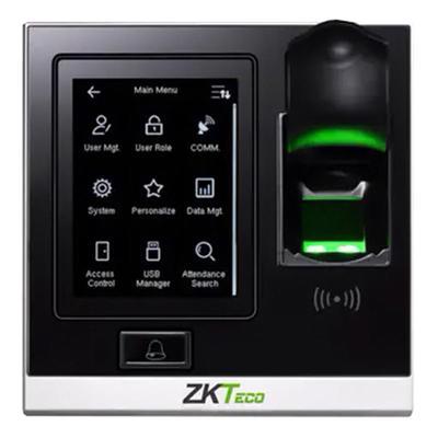 Терминал биометрический ZKTeco SF400(ZLM60)