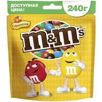 Драже M&M`s с арахисом 240 г