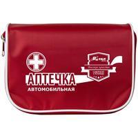 Аптечка первой помощи автомобильная ВиталФарм ф.14 (приказ №1080н, текстильная сумка)