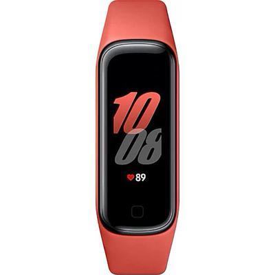 Фитнес-браслет Samsung Galaxy Fit2 красный SM-R220NZRACIS