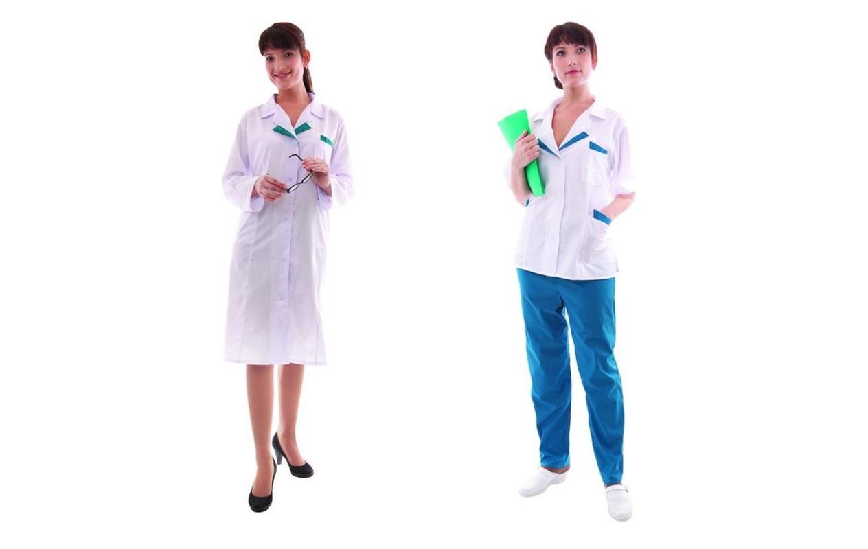 Коллекция медицинской униформы м01