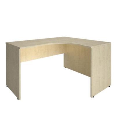 Стол письменный Riva правый (клен, 1400х1200х755 мм)