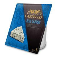 Сыр Castello Blue Classic с голубой плесенью 50% 125 г