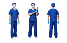 Коллекция медицинской униформы Хирург-image_1