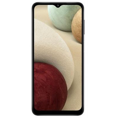 Смартфон Samsung Galaxy A12 SM-A125F 64 ГБ черный (SM-A125FZKVSER)
