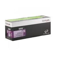 Картридж Lexmark 52D5X0E черный оригинальный повышенной емкости
