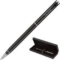 Ручка шариковая Pierre Cardin Gamme цвет чернил синий цвет корпуса черный (артикул производителя PC0892BP)