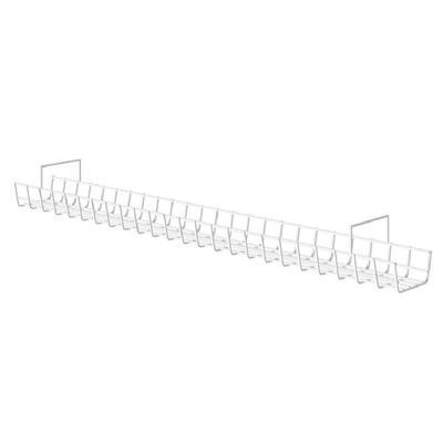 Кабель-канал Drive сетчатый подвесной (белый, 1200х60х60 мм)