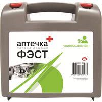 Аптечка первой помощи офисная ФЭСТ (бокс пластиковый)