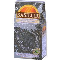 Чай подарочный Basilur Восточная коллекция Эрл Грей по-персидски листовой черный с бергамотом 100 г