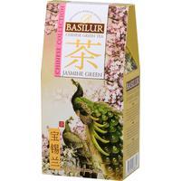 Чай подарочный Basilur Chinese collection листовой зеленый с жасмином 100 г
