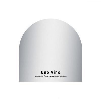 Воронка гибкая Tescoma Uno Vino пластиковая серая 4 штуки (артикул производителя 695440)