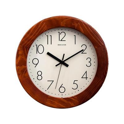 Часы настенные Салют Классика (31.5x31.5x4.5 см)