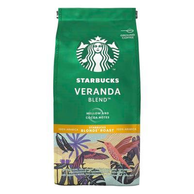 Кофе молотый Starbucks Veranda Blend 200 г (вакуумный пакет)