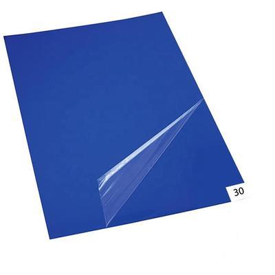 Дезинфекционный коврик многослойный антибактериальный 45x90 см синий 10 ковриков (по 30 листов)