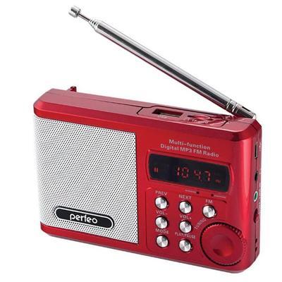Уценка. Радиоприемник Perfeo PF-SV922RED. уц_тех