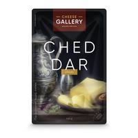 Сыр Cheese Gallery Чеддер нарезка  50% 150 г