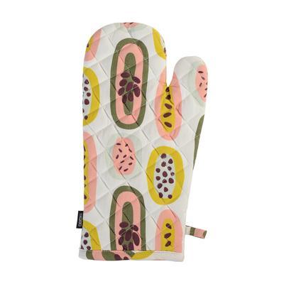 Рукавица Tkano Cuts&Pieces 33х17.5 см хлопок/полиэстер разноцветная