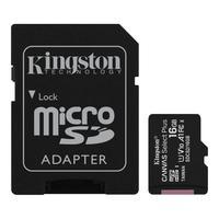 Карта памяти 16 Гб microSDHC Kingston Canvas Select Plus UHS-I U1 10 A1 (SDCS2/16Gb)