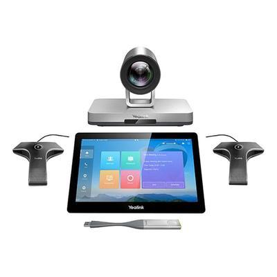 Терминал видеоконференцсвязи Yealink VC800-VCM-CTP-WP