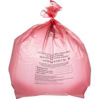 Пакет для медицинских отходов ПТП Киль класс В 60 л 70х80 см 18 мкм (100 штук в упаковке)