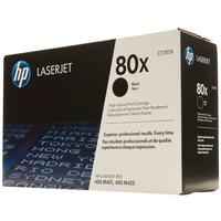 Картридж лазерный HP 80X CF280X черный оригинальный повышенной емкости