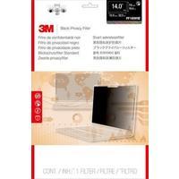 Экран защиты информации 3M для устройств 14.0 черный (PF140W9E)