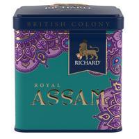 Чай Richard British Colony Royal Assam черный 50 г