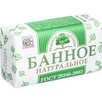 Мыло туалетное Рецепты чистоты Банное 180 г