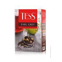 Чай Tess Earl Grey черный с лаймом и апельсином 400 г
