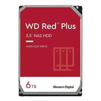 Жесткий диск WD NAS Red Plus 6 ТБ (WD60EFZX)