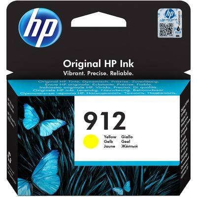Картридж струйный HP 912 3YL79AE желтый для OfficeJet 801x/802x