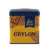 Чай Richard British Colony Royal Ceylon черный 50 г