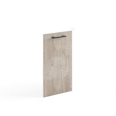 Дверь Torr низкая правая (дуб каньон, 422x18x765 мм)