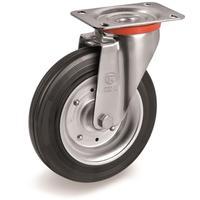 Колесо для тележки поворотное Tellure Rota 150 мм (535111)